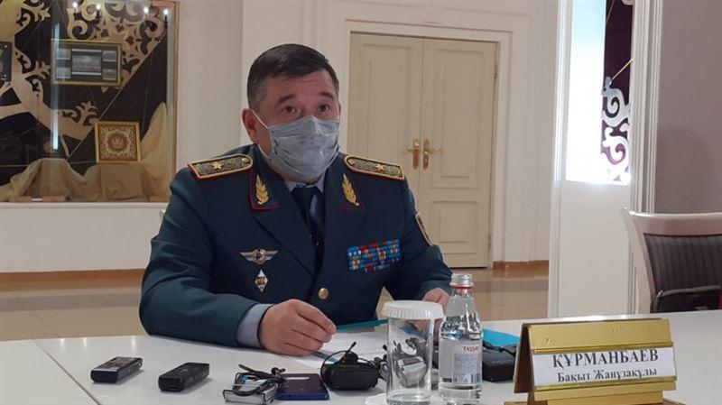 Қорғаныс министрінің орынбасары Бақыт Құрманбаев қайтыс болды