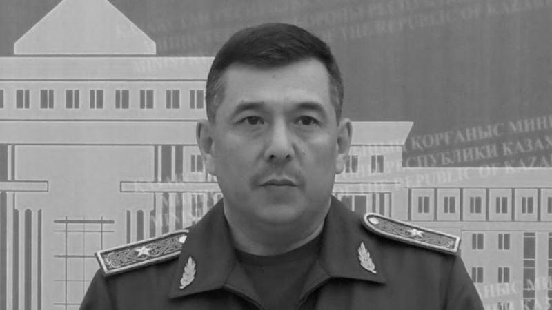 Скончался заместитель министра обороны Бакыт Курманбаев