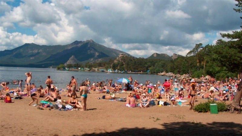 Штрафы грозят отдыхающим в курортных зонах Акмолинской области