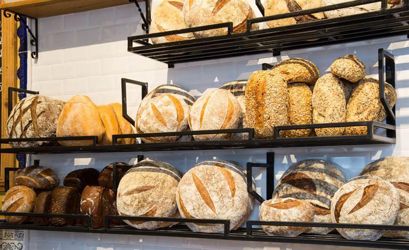 Хлеб подорожал в Казахстане в среднем на 10,5% за год