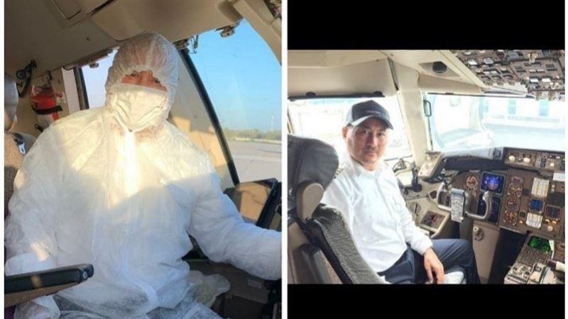 От коронавируса скончался казахстанский пилот, который доставлял гуманитарный груз