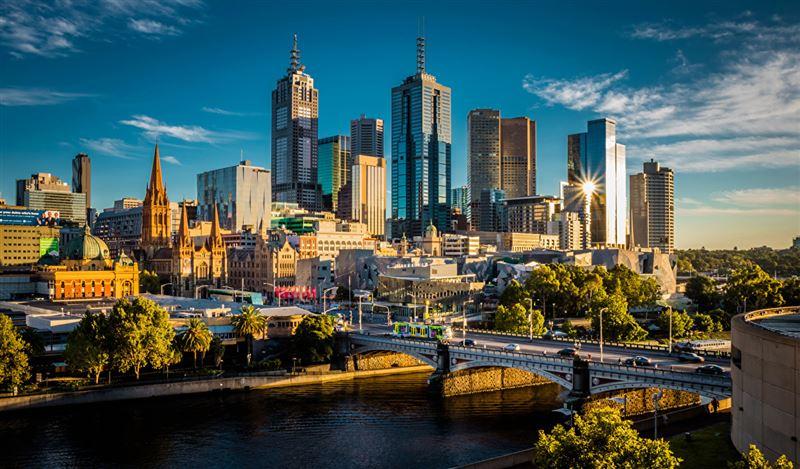 6-недельный локдаун ввели в Мельбурне