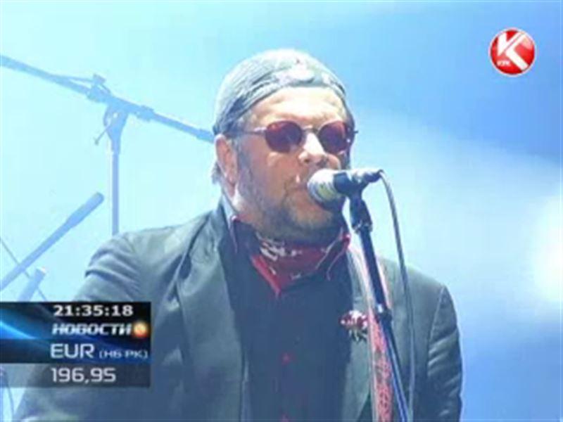 В Алматы вручили первую национальную премию в области рок-музыки