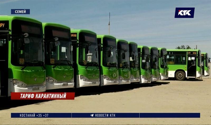 В Семее может подорожать проезд в автобусах