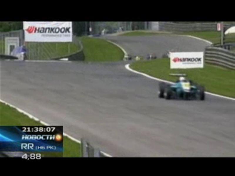 Ведущие команды «Формулы-1» предложили казахстанскому экипажу свои болиды