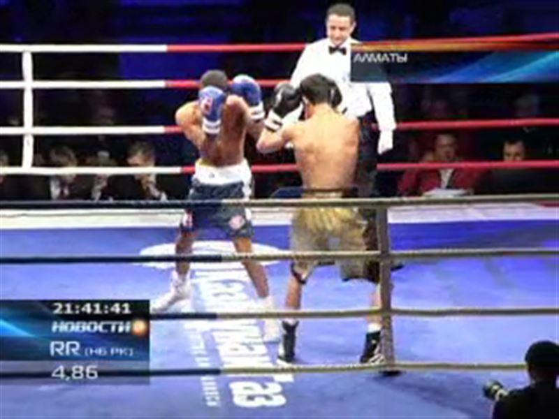 В матче Всемирной серии бокса «Астана Арланс» одержала победу над «British Lionheart»