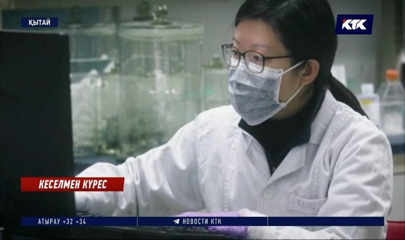 Қытайда коронавирустың жаңа түрімен күресуде