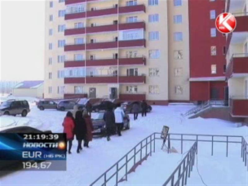 В Караганде возмущаются владельцы квартир, полученных по госпрограмме