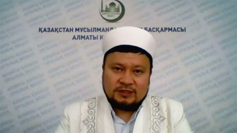 «Мы должны терпеливо соблюдать все необходимые правила и относиться друг к другу с уважением» — имам Алматы