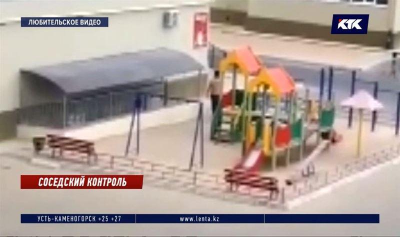 Соседи помогли задержать предполагаемого педофила в Актау
