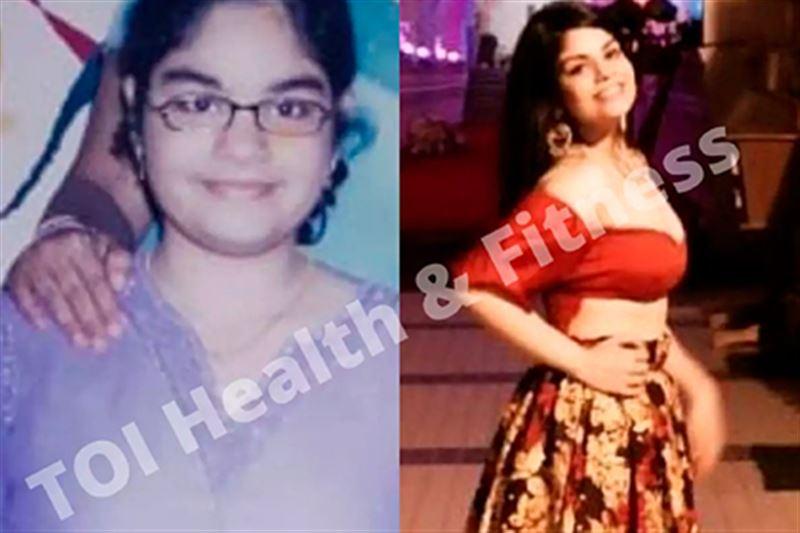 Женщина сбросила 43 кг и раскрыла свой метод похудения