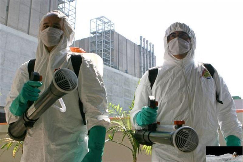 Бекшин заявил, что дезинфицирующие средства не несут угрозы для людей
