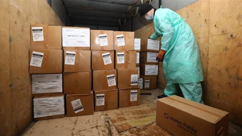Когда в Казахстан доставят гумпомощь от казахской диаспоры в Германии