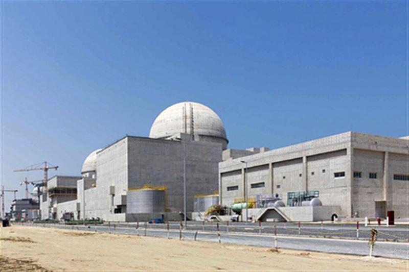 ОАЭ запустили первую в арабском мире атомную станцию