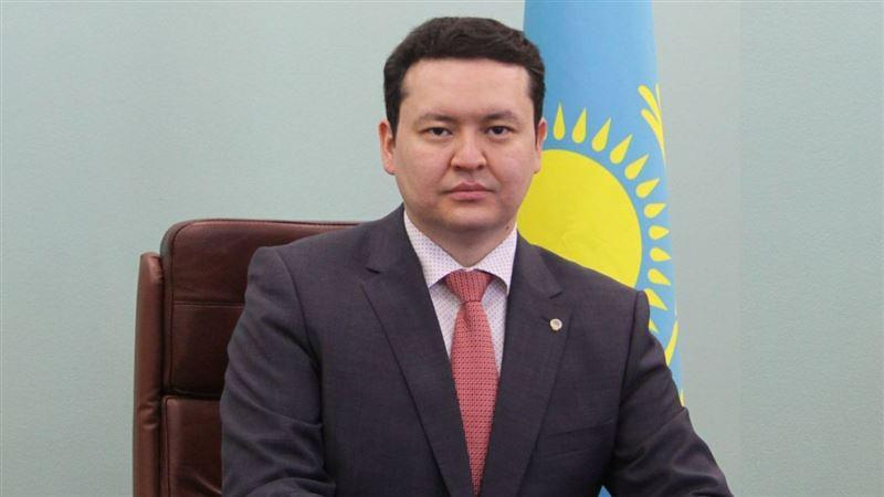 Задержан вице-министр здравоохранения Олжас Абишев