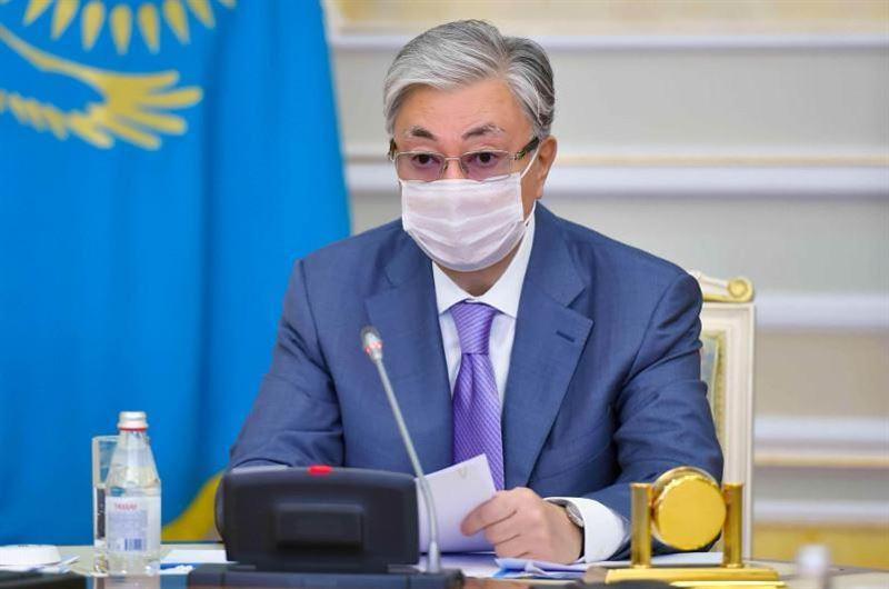 Үкімет карантин режимін сақтау жөніндегі шараларды күшейтуге міндетті - Тоқаев