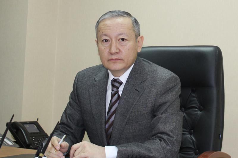 ҚР Қаржы министрлігінің Қазынашылық комитетінің төрағасы тағайындалды