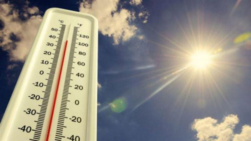 Алдағы күндері елімізде 40 градусқа дейін ыстық болады