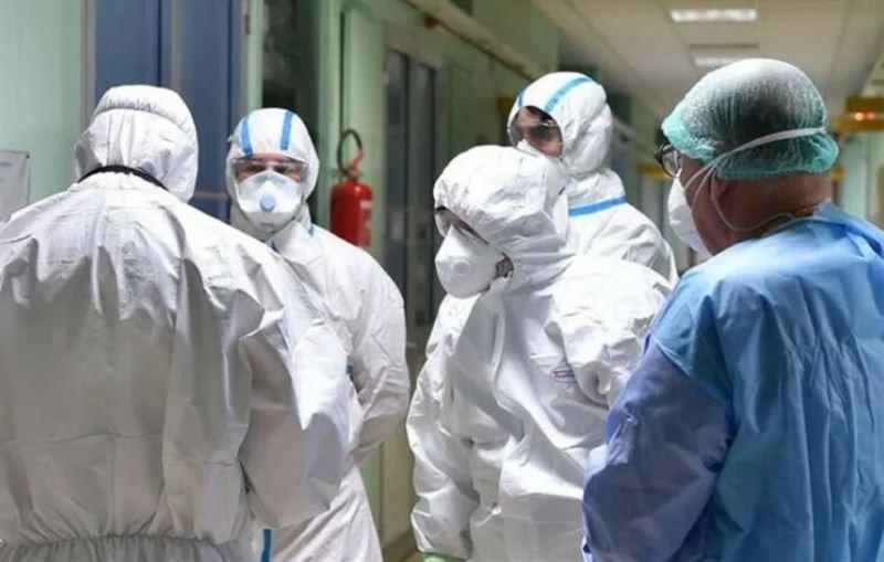 Сколько медицинских работников заболело коронавирусом в Казахстане, ответили в Минздраве