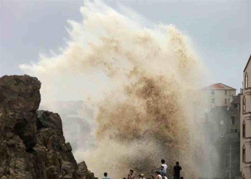Қатерлі тайфун дауылы соқты