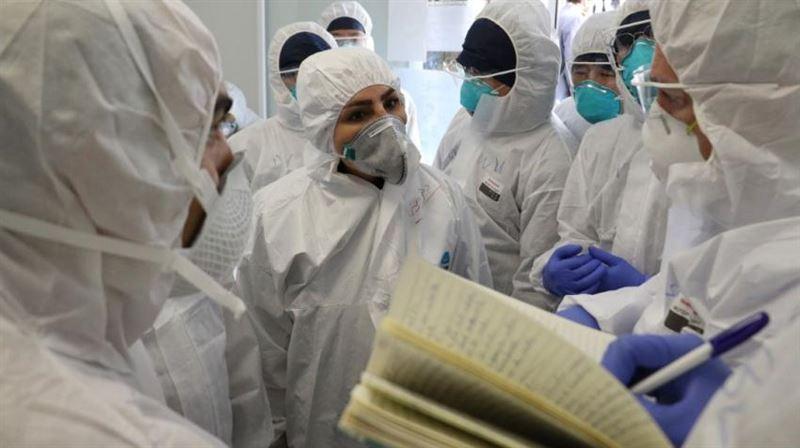В Алматы более 800 медицинских сотрудников прошло семинар-тренинги по диагностике и лечению COVID-19