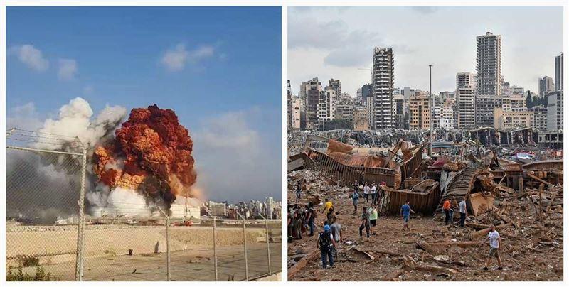 Бейруттағы жойқын жарылыс: Қазақстан консулы жараланды