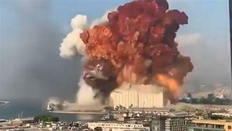 Казахстанские миротворцы не пострадали при взрыве в Бейруте
