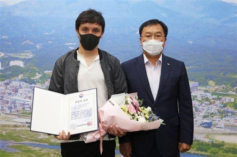Казахстанцу, спасшему 10 человек из пожара в Южной Корее, предоставили ПМЖ