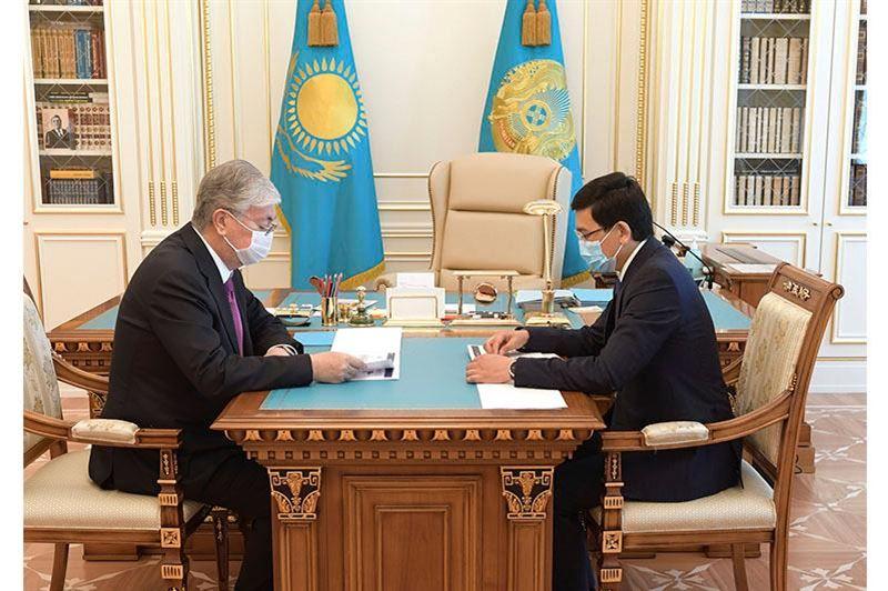 Токаев дал ряд поручений министру образования