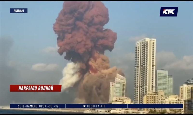 «То ли землетрясение, то ли сильный ветер»: казахстанцы, живущие в Ливане, рассказали, как пережили взрыв