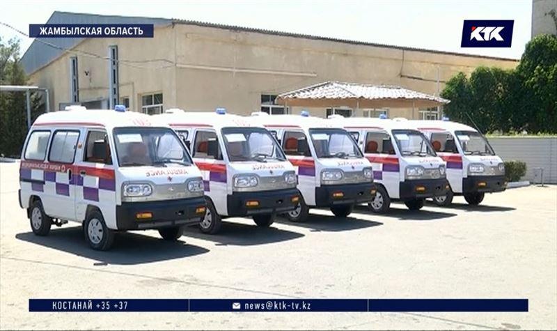 Kaspi.kz дарит медикам 100 автомобилей скорой помощи