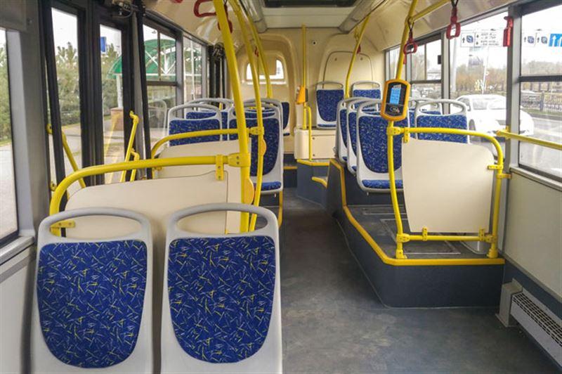 Алматыда тағы қандай көшелерде автобус жолағы пайда болады