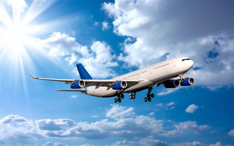 Доходы казахстанских авиакомпаний за полгода упали более чем в полтора раза