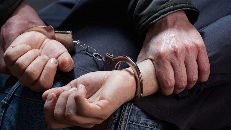 Сбытчика героина задержали полицейские в Нур-Султане