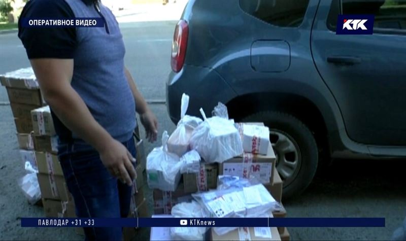 В ВКО небрежно складировали лекарства более чем на 3 миллиона тенге