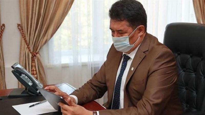 Новый аким Павлодара поделился с горожанами личным номером WhatsApp