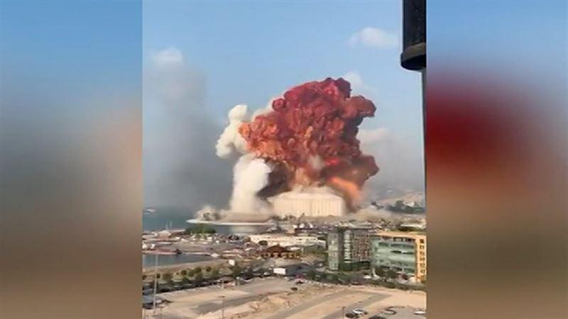 Число жертв взрыва в Бейруте выросло до 149