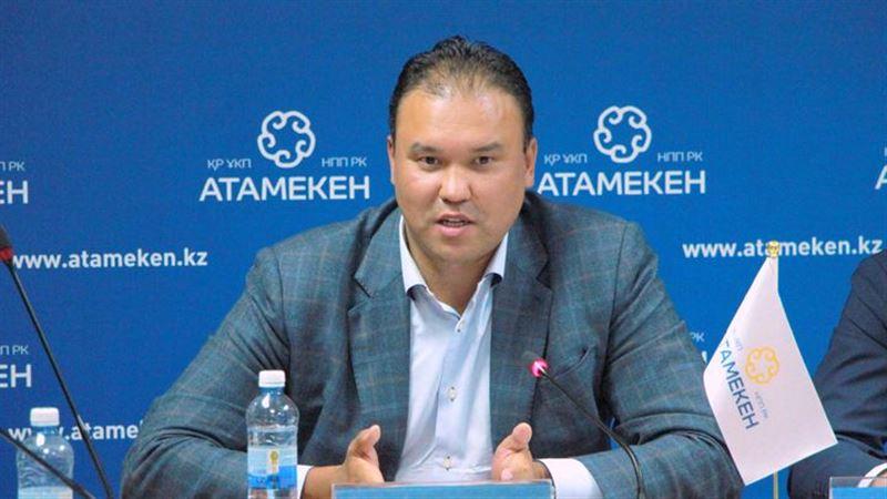 Ерхат Искалиев высказался о своей заработной плате