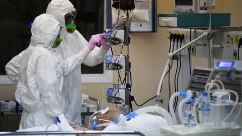 Еще 1102 случая и 17 смертей от коронавирусной пневмонии в РК