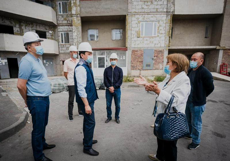 Алтай Кульгинов поручил ускорить строительство долгостроев в Нур-Султане