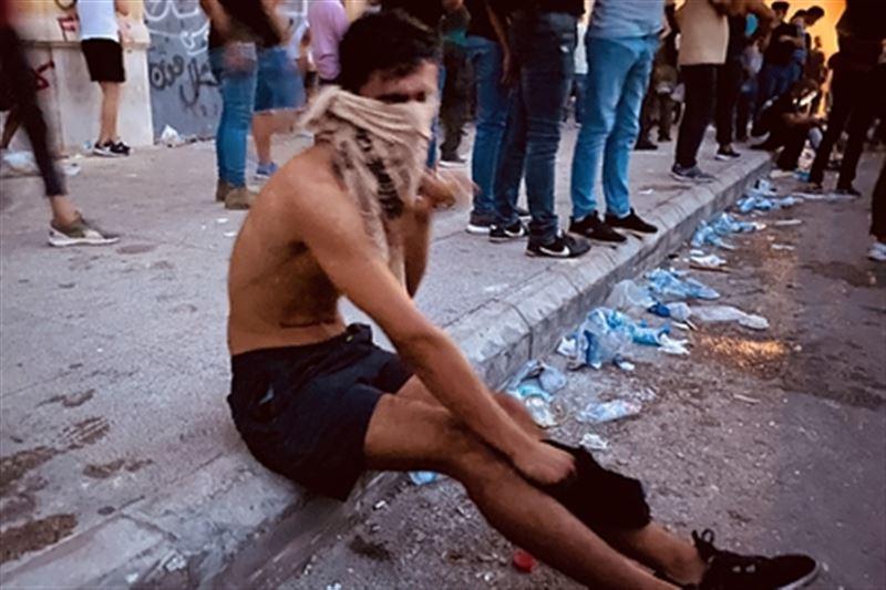Количество пострадавших в ходе протестов в Бейруте превысило 700 человек