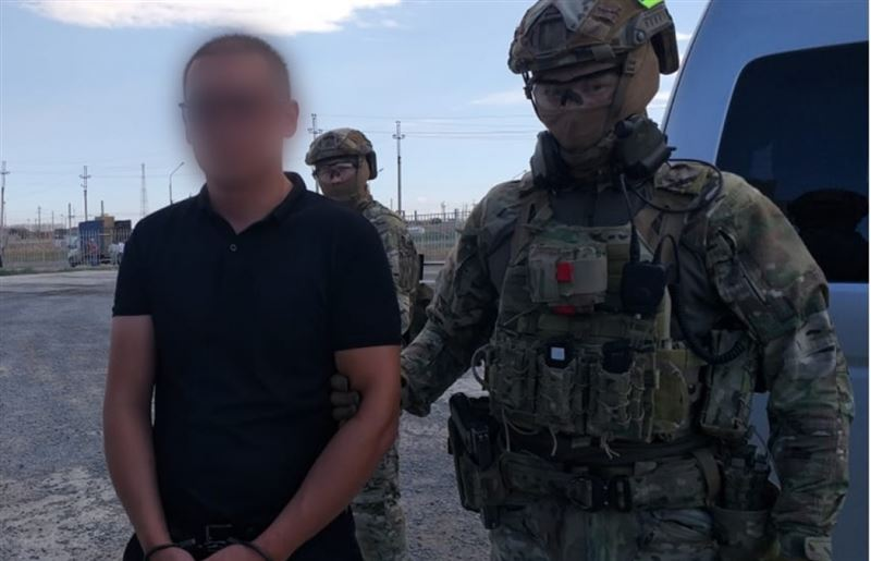 Сотрудники КНБ задержали приверженцев деструктивного религиозного течения