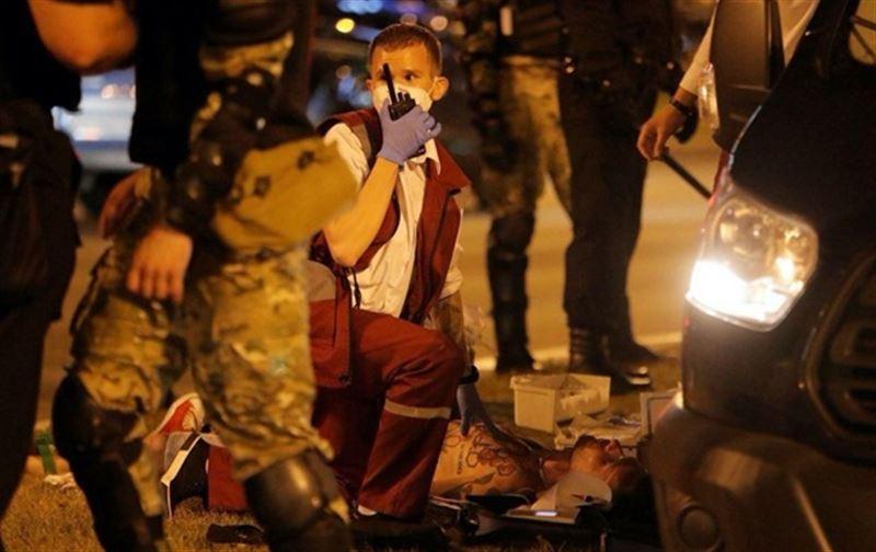 В МВД Беларуси опровергли информацию о погибшем протестующем