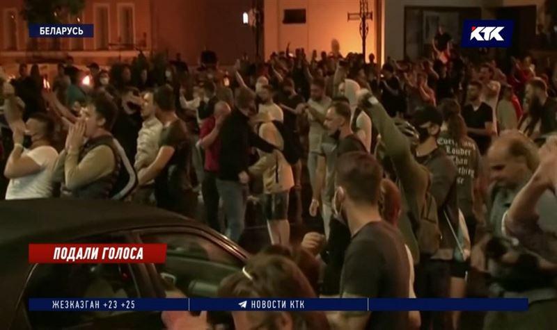 «Уходи!» – требовали в 15 регионах Беларуси от Лукашенко