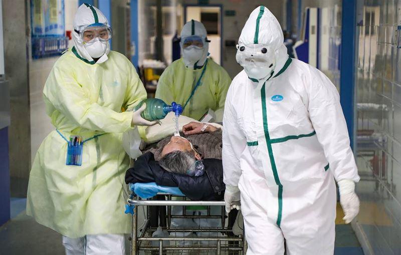 Қазақстанда коронавирус жұқтырғандар саны 100 мыңнан асты