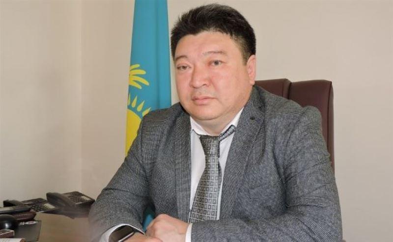 Ергали Сыдыманов назначен главным санврачом Алматинской области