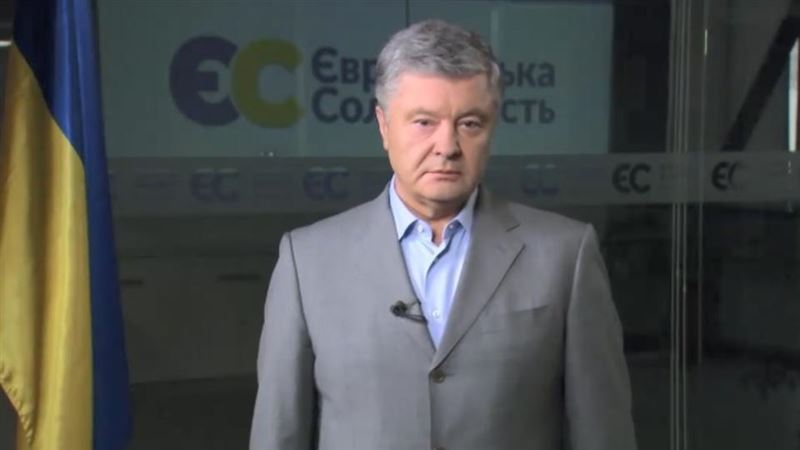 Порошенко призвал Лукашенко провести повторные выборы президента