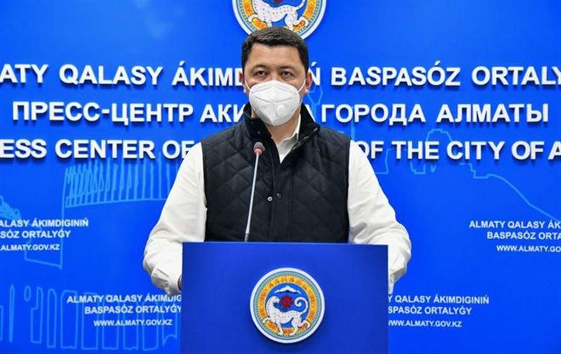 В Алматы снизилась нагрузка на скорую помощь – Камалжан Надыров