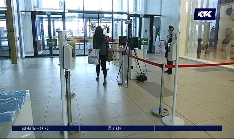 Новости - В Нур-Султане проверили готовность ТРЦ к работе
