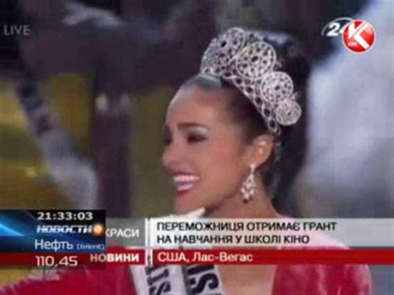 Конкурс «Мисс Вселенная-2012»: мужчины предпочитают шатенок